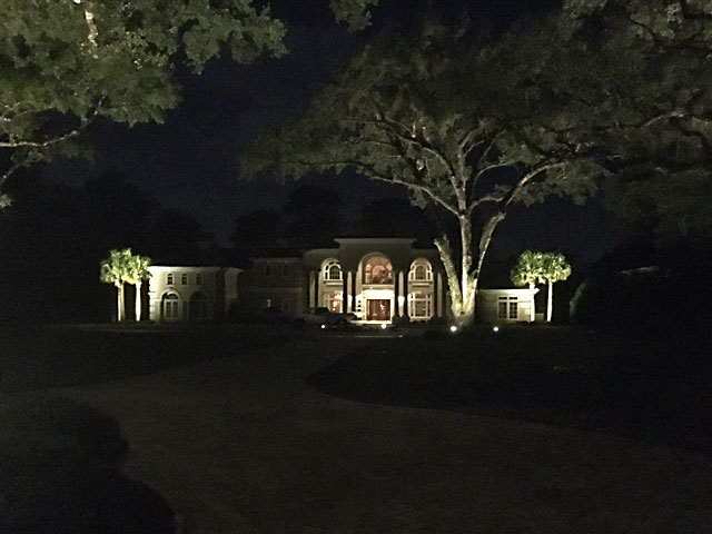 Led Outdoor Lighting In Julington Creek